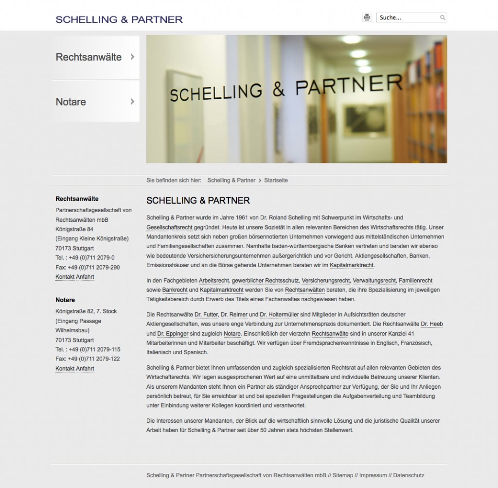 Schelling & Partner