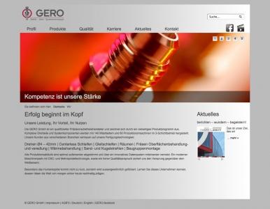 GERO GmbH   Dreh – und Systemtechnologie