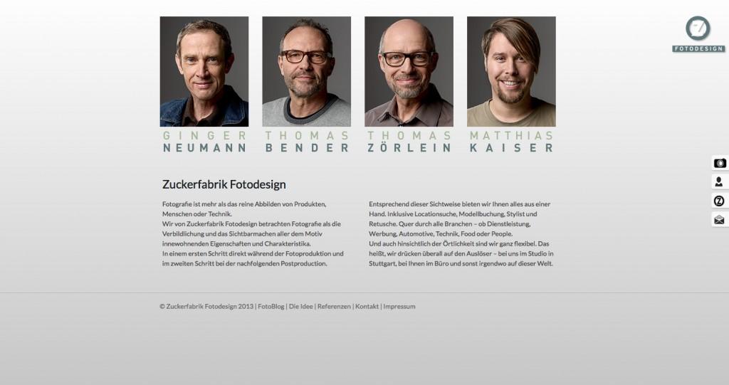 Zuckerfabrik Fotodesign